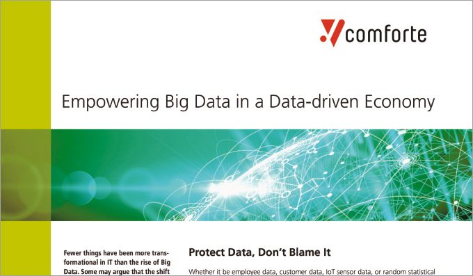 Empowering Big Data in a Data-driven Economy
