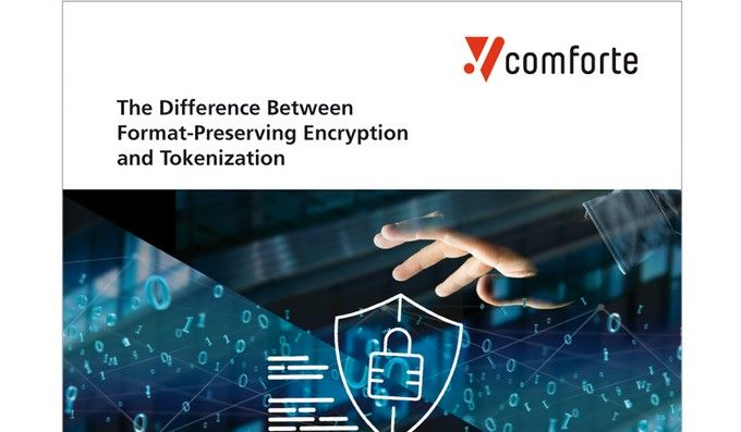 Fact sheet: The Difference between Format-Preserving Encryption and Tokenization