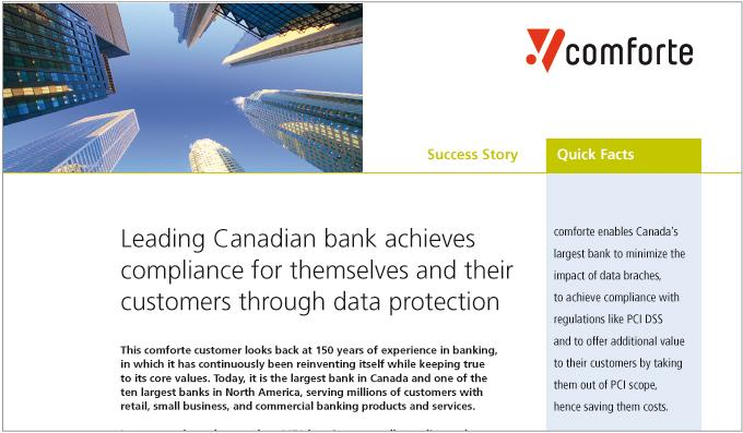 Leading Canadian Bank