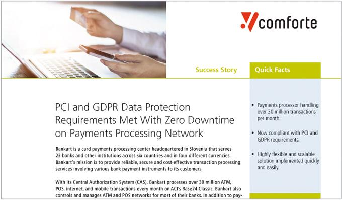 Meet data protection requirements with zero downtime