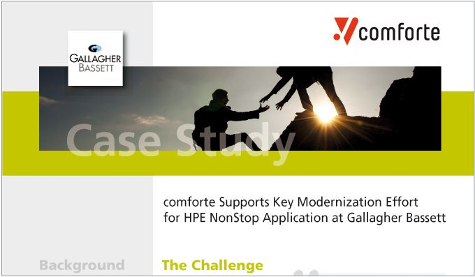 Gallagher Bassett modernizes claims management on HPE NonStop