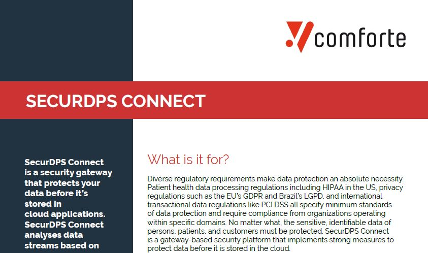 Fact Sheet: SecurDPS Connect