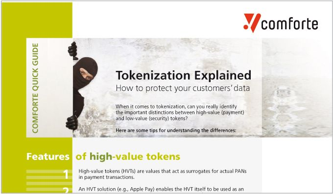 Tokenization Explained - How to protect your data