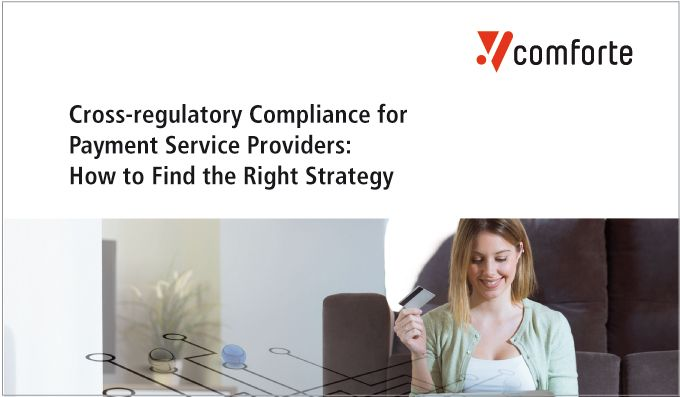 Cross-regulatory Compliance for Payment Service Providers - How to Find the Right Strategy