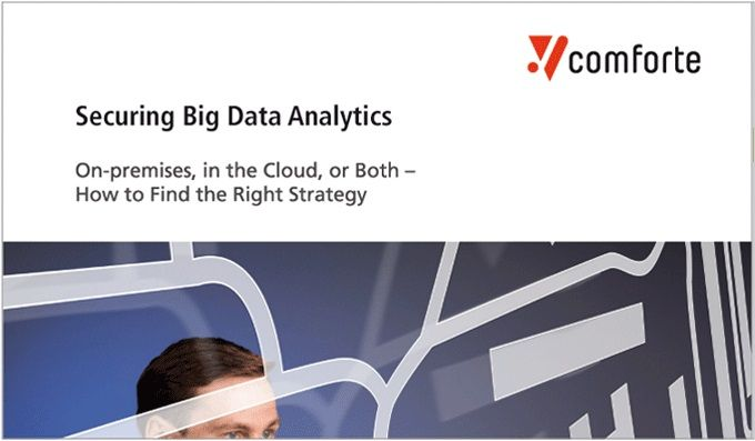 Whitepaper: Securing Big Data Analytics: On-premises, in the Cloud, or Both - How to Find the Right Strategy